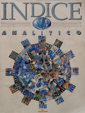 Indice di Alp analitico dal numero 1 al numero 100