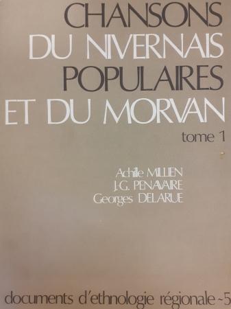 Chansons populaires du Nivernais et du Morvan