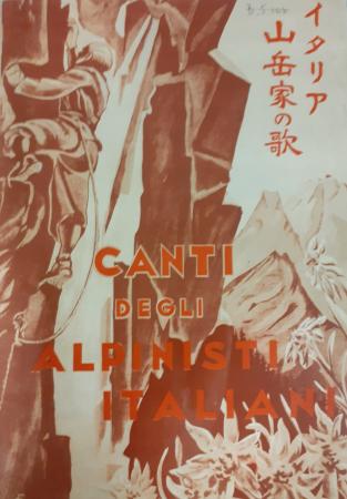 Canti degli alpinisti italiani