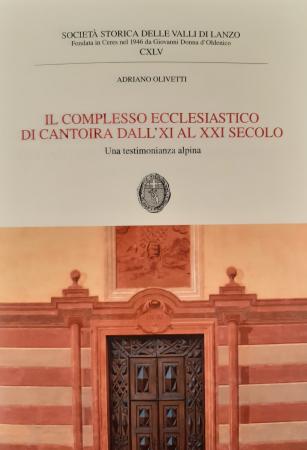 Il complesso ecclesiastico di Cantoira dall'11. al 21. secolo