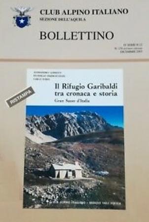 Il rifugio Garibaldi tra cronaca e storia