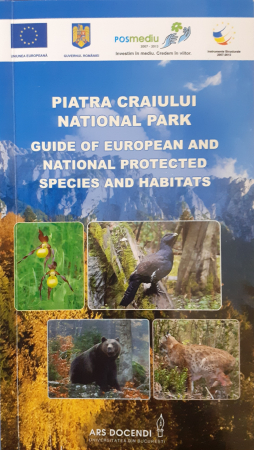 [1] Guide of european and national protected species and habitats
