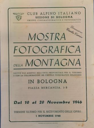 Mostra fotografica della montagna