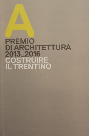 Premio di Architettura 2013-2016