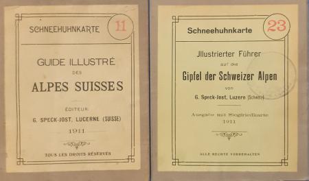 Guide illustre des Alpes Suisses