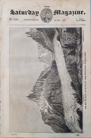 Some account of the Valley of Chamouni and The Ascent of Mont Blanc