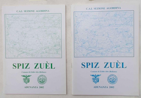 Spiz Zuel, Comune di Zoldo Alto (Belluno)