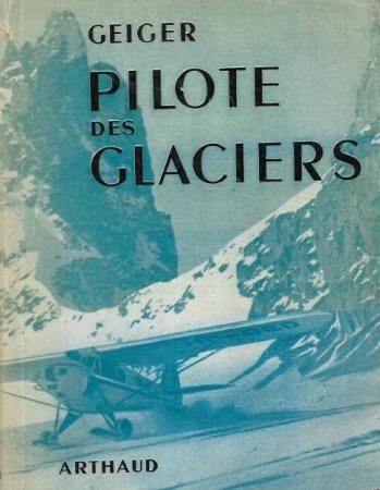 Geiger pilote des glaciers