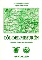 Còl del Mesuron 1705 m.