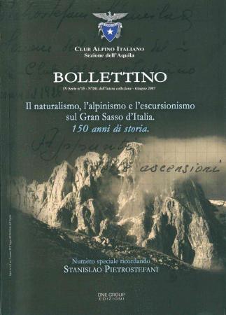 Il naturalismo, l'alpinismo e l'escursionismo sul Gran Sasso d'Italia