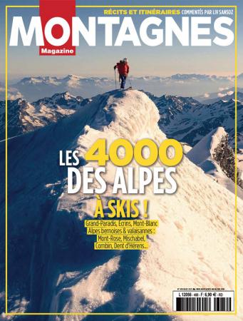 Les 4000 des Alpes à skis! Grand-Paradis, Ecrins, Mont-Blanc, Alpes Bernoises & Valaisannes, Mont-Rose, Mischabel, Combin, Dent d'Herens