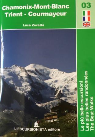 Chamonix Mont Blanc, Trient Courmayeur