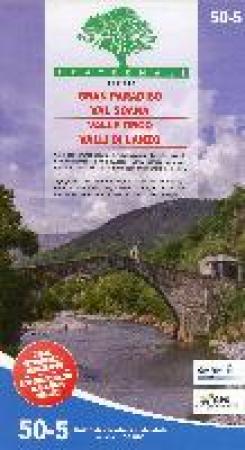 Gran Paradiso, Val Soana, Valle Orco, Valli di Lanzo