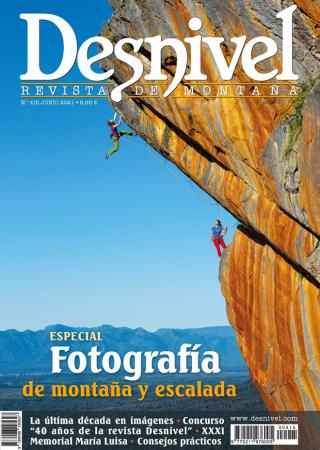 Especial Fotografía de montaña y escalada