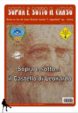 Sopra e sotto... il Castello di Leonardo