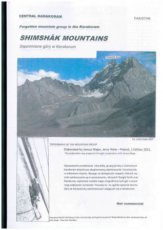Shimshak mountains