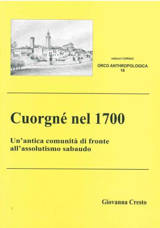 Cuorgné nel 1700
