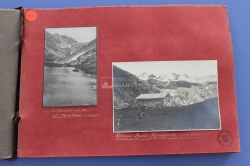 Rifugio Santa Margherita (mt. 2450) e bacino del Ruitor [sic]