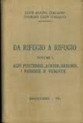 1: Alpi Pusteresi, Aurine, Breonie, Passirie e Venoste