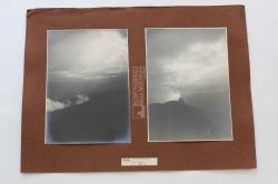 Nubi dopo il temporale pel Castello di Balangero. 17-10-14