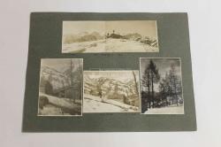 Alpi Vaccera. 21-3-1915